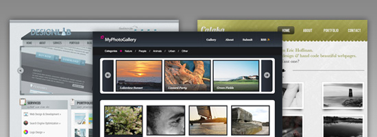 25 Excellent Photoshop Web Design Layout Tutorials | The