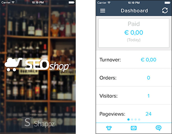 SEO SHOP MOBILE